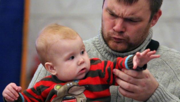 В России решили запретить увольнять многодетных отцов