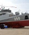 В Уральске на воду спустили первый ракетный корабль