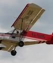 В Волгоградской области разбился легкомоторный самолет