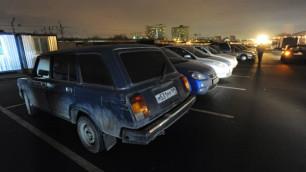Драка за парковочное место в Москве закончилась стрельбой