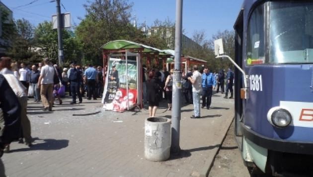 В Днепропетровске произошли четыре взрыва