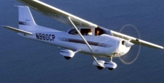 Легкомоторный самолет упал на побережье Бразилии