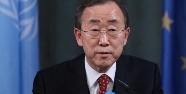 Генсек ООН выразил обеспокоенность с терактами в Днепропетровске