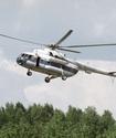 Вертолет Ми-8 аварийно приземлился у Салехарда