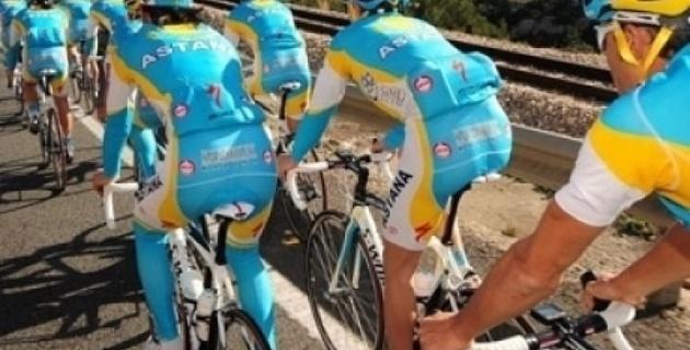 """Кройцигер и Тиралонго удержались в общей группе на 13-м этапе """"Джиро д'Италия"""""""