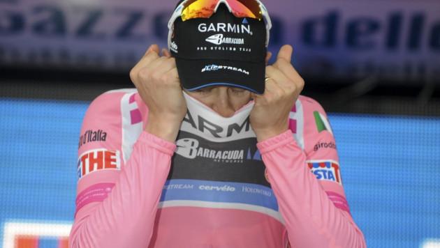 """""""Джиро д'Италия-2012"""" выиграл Райдер Хешедаль"""