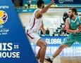 Лучшие моменты победного матча сборной Казахстана по баскетболу против Катара - 96:83