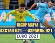 Видеообзор матча молодежной сборной Казахстана против Израиля