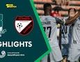 Видеообзор матча с голом казахстанского футболиста и победой белорусского клуба