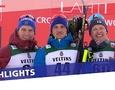Видео победной гонки Алексея Полторанина на этапе Кубка мира в Лахти