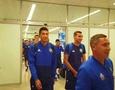 Сборная Казахстана по футболу прибыла в Калининград на матч с Россией
