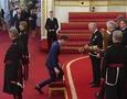 Энди Маррей официально посвящен в рыцари