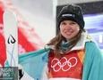 Как бронзовую призерку Олимпиады-2018 Юлию Галышеву встречали в Казахстане