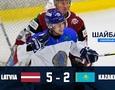 Видеообзор матча молодежной сборной Казахстана против Латвии