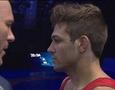 Видео победной схватки казахстанского борца Санаева, который во второй раз в карьере выиграл медаль на ЧМ