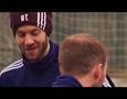 """Видео тренировки """"Астаны"""" перед последним матчем в Лиге Европы"""
