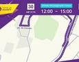 """Как будет ограничено движение автотранспорта во время """"Тура Алматы-2019"""" - Этап 1"""