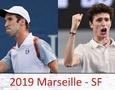 Видео победы Кукушкина в полуфинале турнира ATP во Франции