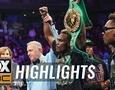 Видеообзор реванша Чарло - Харрисон за титул чемпиона мира по версии WBC