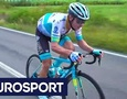 Видео победы Алексея Луценко на гонке в Италии