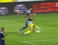 Видеообзор первого официального матча казахстанца Вороговского за бельгийский клуб