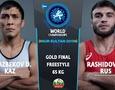 Видео поражения казахстанского борца Ниязбекова в финале домашнего ЧМ-2019