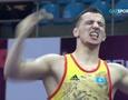 Как казахстанский борец выиграл чемпионат Азии