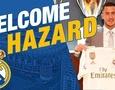 """Как """"Реал"""" представил Азара в качестве своего нового игрока"""