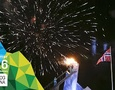 Видео церемонии открытия  II зимних юношеских Олимпийских игр
