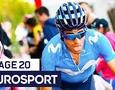 """Видеообзор 20-го этапа """"Джиро д'Италия"""" с победой гонщика """"Астаны"""""""
