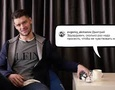 """Форвард """"Барыса"""" Дмитрий Шевченко ответил на вопросы болельщиков"""